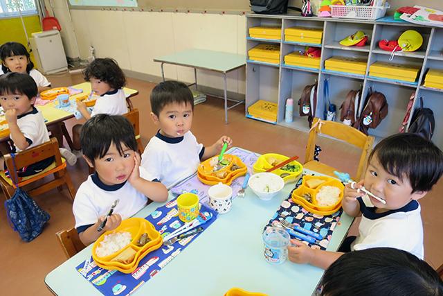 北方幼稚園の向日葵組その1